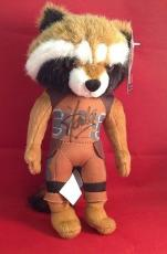 Stan Lee signed Guardians of the Galaxy Rocket Stuffed Figure PSADNA  #X72292