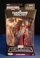 Stan Lee signed Guardians of The Galaxy Star Lord Figure PSADNA  #Y10272