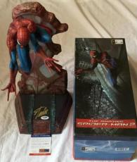 STAN LEE Signed High Quality Spider-Man Crazy Toys Figure PSA/DNA COA AA40676