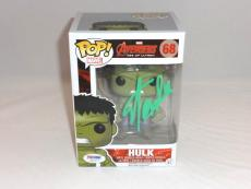 Stan Lee Signed Hulk The Avengers Funko Pop Figure Psa Dna