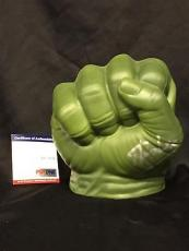 Stan Lee Signed Incredible Hulk Hand Fist Autograph Marvel Psa/dna 4a78251 Itp