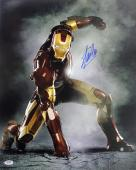 Stan Lee Signed Iron Man 16X20 Photo Marvel Comics PSA/DNA 5