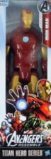 Stan Lee Signed Marvel Avengers Iron Man Titan Hero Series Action Figure PSA/DNA