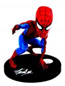 Stan Lee Signed Marvel Classic Spider-Man Head Knocker
