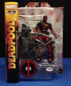 Stan Lee signed Marvel Deadpool Select Figure PSA/DNA  # Y23721