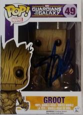 Stan Lee Signed Marvel Groot Funko Pop Figurine Box PSA Auto Y34337 Excelsior