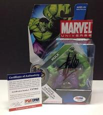 Stan Lee Signed Marvel HULK Action Figure - PSA/DNA # Y17985