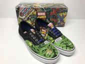 Stan Lee Signed Marvel Hulk Vans Sneakers *Comic Book *Skate Shoes PSA X72165