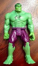 "Stan Lee Signed Marvel Incredible Hulk Avengers 12"" Figure W/ Stan Lee Hologram"