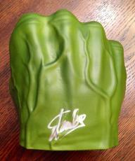 Stan Lee Signed Marvel Incredible Hulk Avengers Smash Hand W/ Stan Lee Hologram