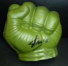 Stan Lee Signed Marvel Incredible Hulk Hand PSA/DNA COA Autograph Avengers 2 3 L