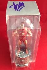 "Stan Lee signed Marvel Iron Man 6"" Figure PSADNA  # X72132"