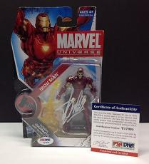 Stan Lee Signed Marvel IRON MAN Action Figure - PSA/DNA # Y17995