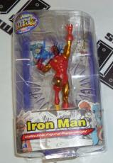 Stan Lee Signed Marvel Iron Man Collectible Figure PSA/DNA COA Auto'd Avengers 3