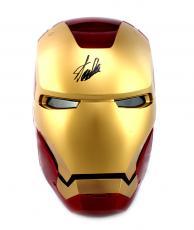 Stan Lee Signed Marvel Iron Man Legends Electronic Helmet