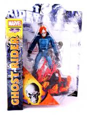 Stan Lee Signed Marvel Select Ghost Rider In-Box Action Figure