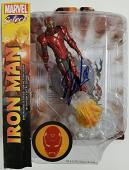 STAN LEE Signed Marvel Select Iron Man Figure Auto w/ PSA/DNA COA