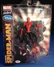 Stan Lee signed Marvel Select Spider-Man Figure PSADNA  #X08594