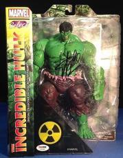 Stan Lee signed Marvel Select The Incredible Hulk Figure PSADNA  #X60584