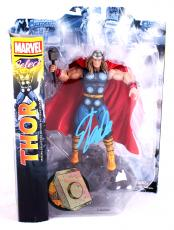 Stan Lee Signed Marvel Select Thor In-Box Action Figure