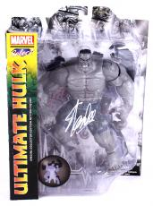 Stan Lee Signed Marvel Select Ultimate Hulk In-Box Action Figure