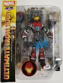 STAN LEE Signed Marvel Select Ultimate Iron Man Figure Auto w/ PSA/DNA COA