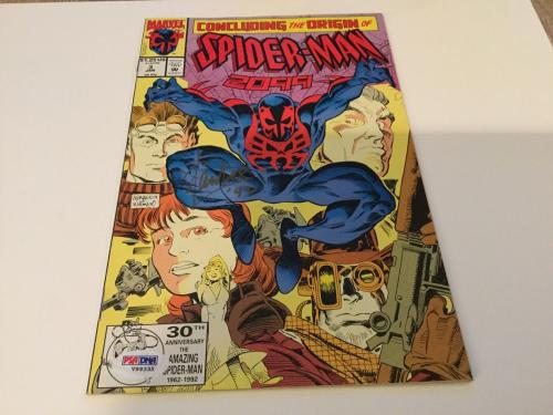 Stan Lee Signed Marvel Spider-Man 2099 Comic Book PSA/DNA COA Autographed