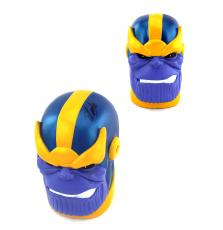 Stan Lee Signed Marvel Thanos Full Size Head Bank