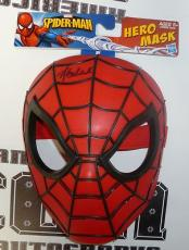 Stan Lee Signed Marvel The Amazing Spider-Man Toy Hero Mask PSA/DNA COA Auto'd