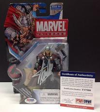 Stan Lee Signed Marvel THOR Action Figure - PSA/DNA # Y17990