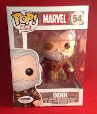 Stan Lee signed POP Marvel Odin  Bobble-Head Figure PSADNA  #X72548