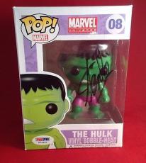 Stan Lee signed POP Marvel The Hulk Bobble-Head Figure PSADNA  #X72416