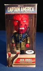 Stan Lee signed Red Skull Wacky Wobbler Bobble Head Figure PSADNA  # Y09250