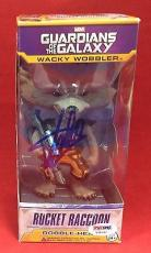Stan Lee Signed Rocket Raccoon Wacky Wobbler Bobble Head - PSA/DNA # Y36042