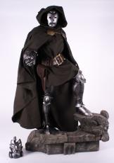 Stan Lee Signed Sideshow Collectibles Doctor Doom Legendary Scale Figure