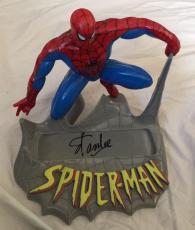 Stan Lee Signed Spider-Man Marvel Toy Figure PSA/DNA COA Spiderman Superhero!