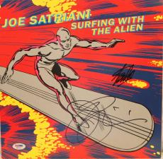 "STAN LEE Signed ""Surfing With The Alien"" Album PSA/DNA #AB664474"