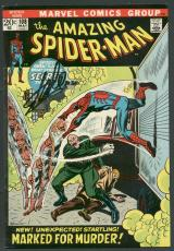 Stan Lee Signed The Amazing Spider-Man #108 Comic Book PSA #6A20958