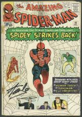 Stan Lee Signed The Amazing Spider-Man #19 Comic Book PSA/DNA #6A20954