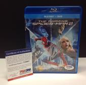 Stan Lee Signed THE AMAZING SPIDER-MAN 2 Blu-Ray Movie Cover - PSA/DNA # Y36007