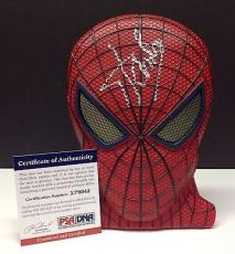 Stan Lee Signed THE AMAZING SPIDER-MAN Blu-Ray Movie Cover - PSA/DNA # X79942