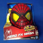 Stan Lee signed The Amazing Spider-Man Hero FX Mask PSA/DNA  #W14024