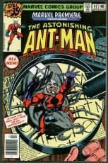 Stan Lee Signed The Astonishing Ant-Man #47 Comic Book PSA/DNA #Z04186