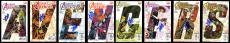 Stan Lee Signed The Avengers Earth's Mightiest Heroes II #1-8 Comics Set PSA