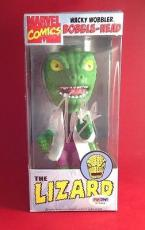 Stan Lee signed The Lizard Wacky Wobbler Bobble Head Figure PSADNA  #X72566