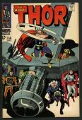 Stan Lee Signed The Mighty Thor #156 Comic Book Mangog PSA/DNA #W18695