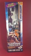 Stan Lee signed Titan Hero Series Guardians Galaxy Rocket Racon  PSADNA  #X72573