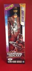 Stan Lee signed Titan Hero Series Guardians Galaxy Star Lord  PSADNA  #X72570
