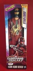 Stan Lee signed Titan Hero Series Guardians Galaxy Star Lord  PSADNA  #X72576