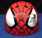 Stan Lee Signed Ultimate Spider-Man 3D Character Helmet - PSA/DNA # Y36074